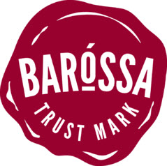 Barossa Trust Mark Holders along Seppeltsfield Road