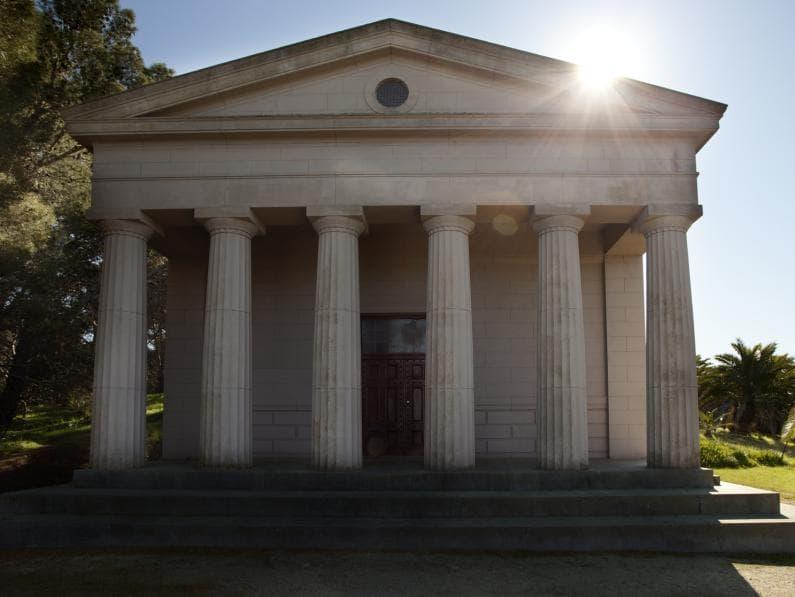 Seppelts Family Mausoleum