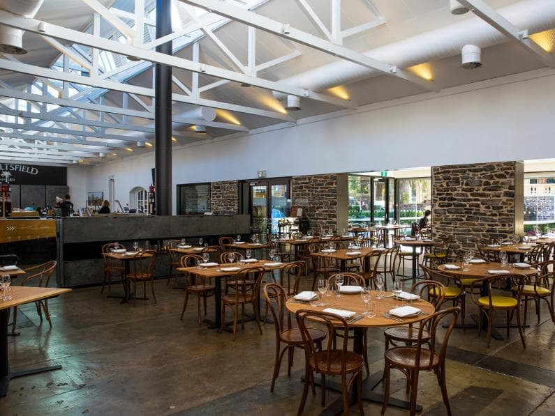 Fino Restaurant - Seppeltsfield