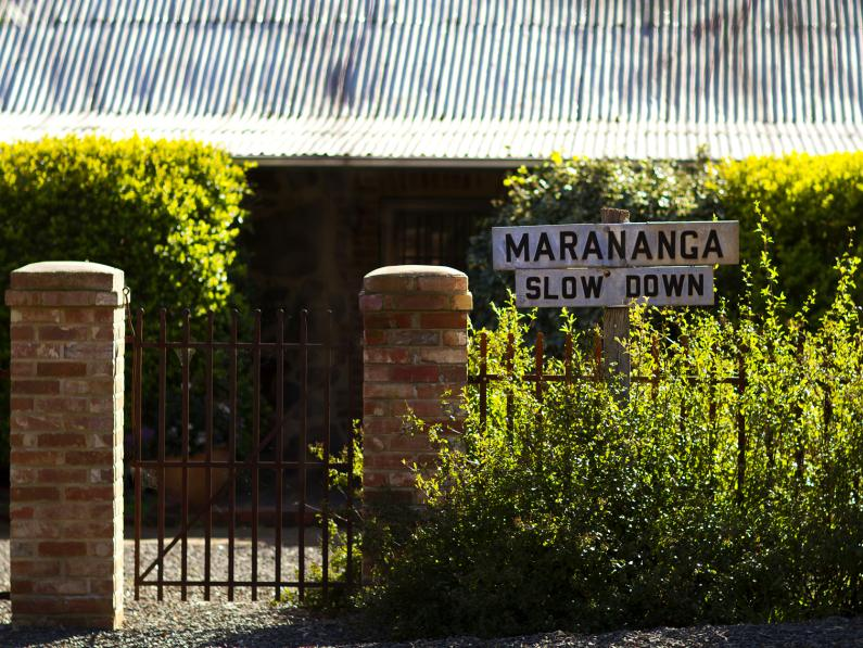 Marananga Village - Seppeltsfield Road