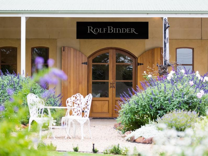Rolf Binder Wines - Seppeltsfield Road Barossa Valley South Australia