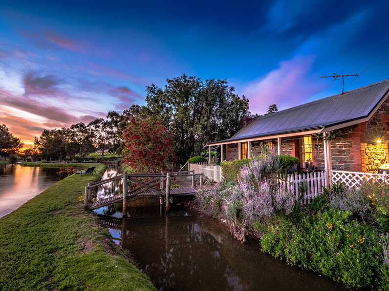 Stonewell Cottages - Barossa - Seppeltsfield Road