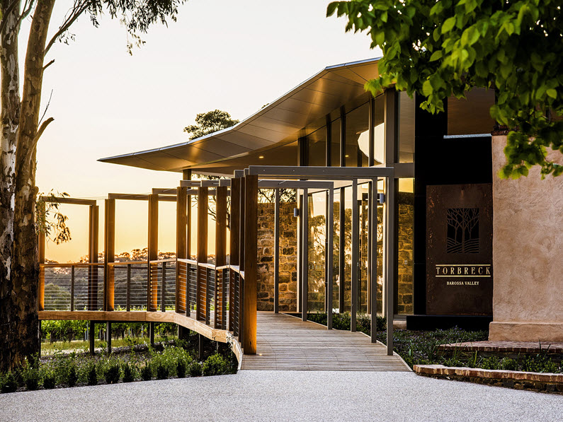 Torbreck cellar door