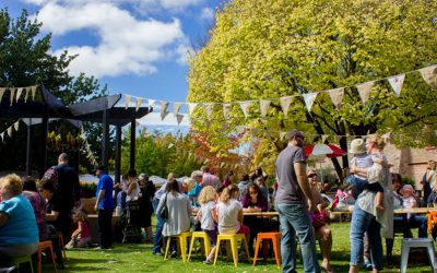 Join in the Barossa Vintage Festival celebrations on Seppeltsfield Road